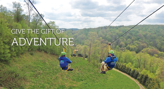 Nemacolin Woodlands Resort | Give The Gift Of Adventure